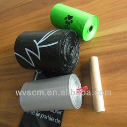 Oxo biodegradable rolled dog poop bag