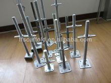 Leveling Screw Jacks/ Adjustable Scaffold Base Jack