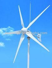 Low Speed Wind Power Permanent Magnet Generator 3KW