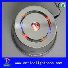 plastic led light base for acrylic