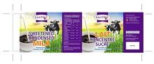 eastpac marka tatlandırılmış yoğunlaştırılmış süt