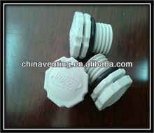 <Microvent> plastic screw-in bolt