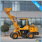 high quality mini tractor loader 920 with bucket