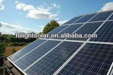 High quality most popular solar panel 220w