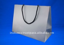 Luxury Shopping Paper Bag STOCKLOT LOW PRICE---HG-SILVER 200--- Wholesale