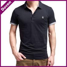 2014แฟชั่นเสื้อโปโลผ้าฝ้ายสำหรับผู้ชาย