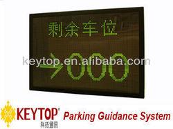 Parking led sign/ Parking Guidance System/Parking Guidance Information System For Car Park