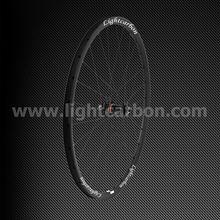 2014 LIGHTCARBON 650b MTB carbon wheelset 9mm QR cross country /all mountain novatec wheels clincher