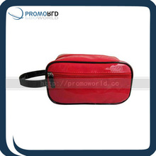 POP UP cosmetic bag Shinny pvc cosmetic bag PU makeup bag