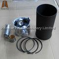 4D95 pièces de moteur pour excavateur Kit chemise cylindre
