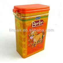 cattle zodiac tea canister supplier
