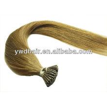KERATIN PREBONDED i tip pre bonded hair wholesale hair