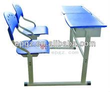 2 sedili per bambini utilizzati vecchi banchi studente di scuola per la vendita/mobili per bambini