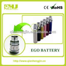 Rechargable 650/900/1100mAh Battery eGo Battery Fit CE4/CE5, ViVI Nova, EVOD Atomizers