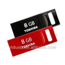 New 2gb USB 3.0 Promotional usb flash drive new design Pull ans push sticks pen