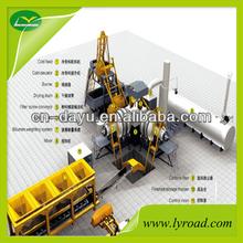 10-80tph Mobile Asphalt Mixing Plant
