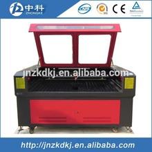 ZK 1610 model double laser heads laser engraving machine/cnc laser cutting machine