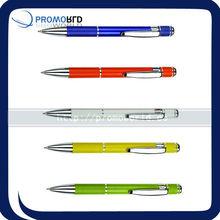 10cm touch ballpen vaporizer metal ball pen metal ball pen with right