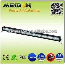 40inch 288W dual row Vibration led off road light bar