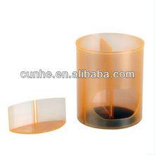 Plastic Pen Container/ Plastic Container Pen