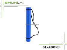 plastic deep drawing tube with PE material architectural drawing tubes perforated plastic tube
