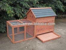 Hot selling Chicken house with Outdoor Run cage / hen hosue / wooden chicken coop