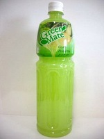 """soft drink guava+pineapple juice 25% high quality good taste and various flavour """"greenmate"""""""