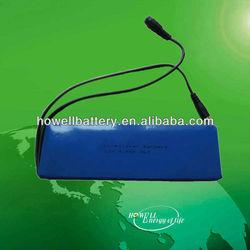 Lithium Polymer Battery Pack 12V 4500mAh/Lithium ion Battery 12V