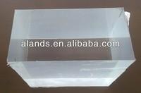 thick cast clear acrylic for aquarium 100% virgin