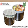 eco friendly corn starch based bioplastic compostable bag