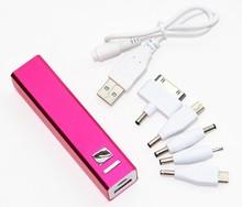 High quality Samsung li-ion battery portable mobile charger for programing