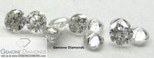 Loose Diamond Round Brilliant Cut For Jewelry