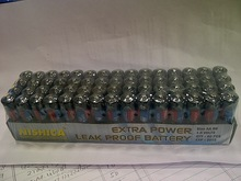 NISHICA AA SIZE BATTERY 20$ (1200 pcs)