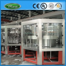 Plastic Bottle Beer Washing Filling Capping Machine