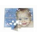 di carta promozionale bambini magnetico puzzle per bambini