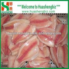 wholesale frozen 3-5oz tilapia fillets