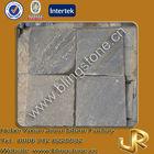Grey slate tiles quarry cut stone veneer
