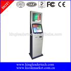 Interactive multimedia Information Touchscreen Kiosk