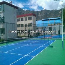 acrylic tennis court flooring