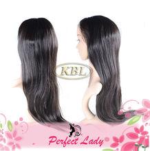 Model 100% human cheap virgin brazilian remy full lace front wigs