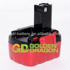 Bosch 14.4V Cordless drill battery, Bosch BAT038, Bosch 14.4 NI-CD NI-MH
