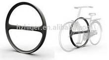 custom make aluminum bicycle rack