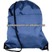 Nylon Drawstring bag (BSCI and social audit factory).