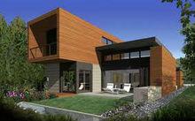 Easy&Convenient Assemble House Container/ Prefab Container House/Two-storey Container Villa Building