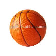 2015 best selling logo printed custom anti stress basketball