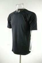 Blank, Anti UV, Moisture wicking, bamboo dry fit custom t shirt