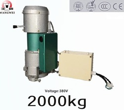 AC 300kgs to 4000kgs 3 phase electric motors for lifting shutter door