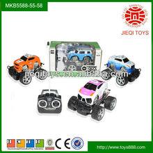 Good quality fashion 4CH remote control car toy taxi car toys for kids
