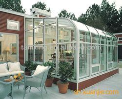 2014 talaxy's professional sun room,glass room