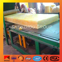 cheap acoustic glass wool board fireproof building construction materials